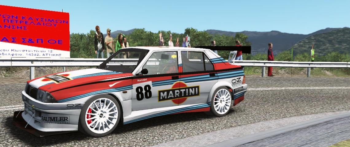 Alfa Romeo 75 Busso