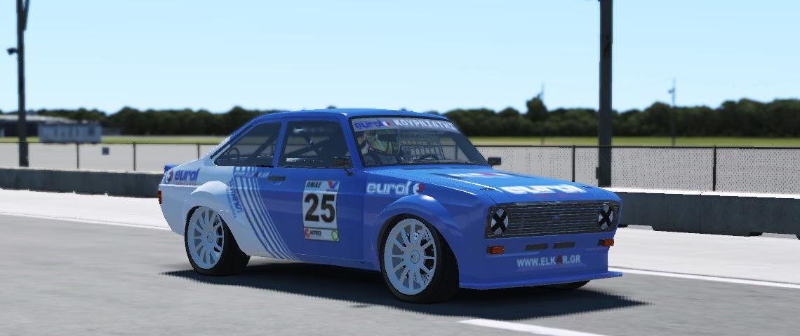 Ford Escort Mk2 HC