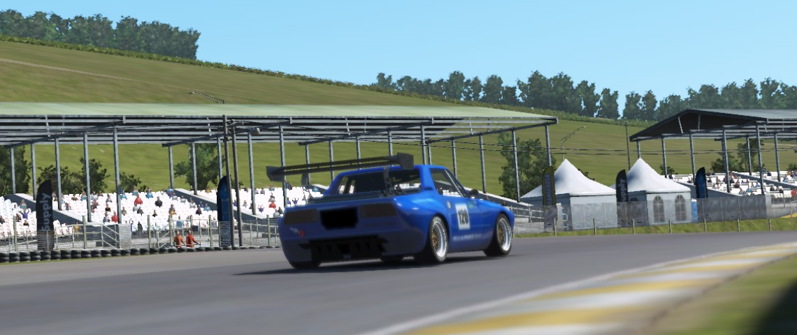 Welcome to rFactor 2 Hill-climb Championship