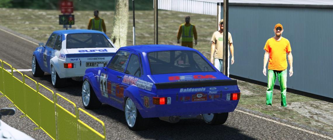 FIA Race 3 Rampa Internacional da Falperra
