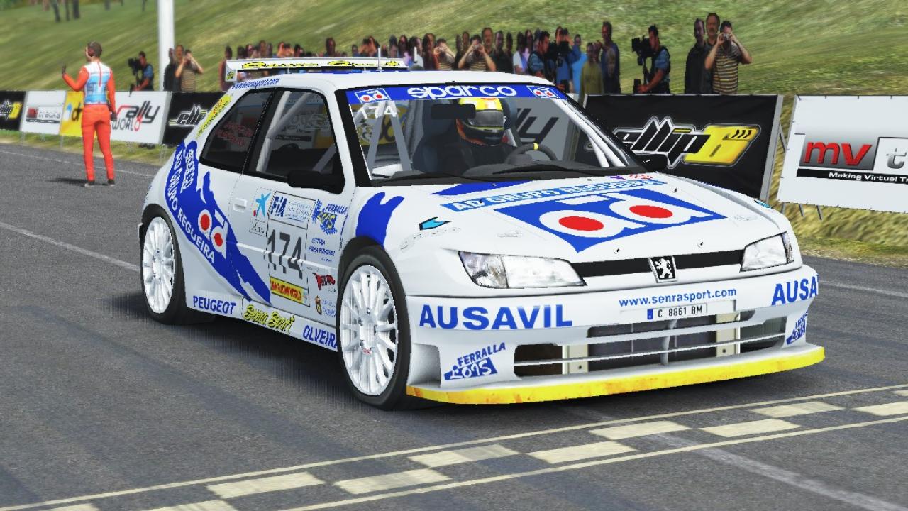 Peugeot 306 Maxi  / E1 2000